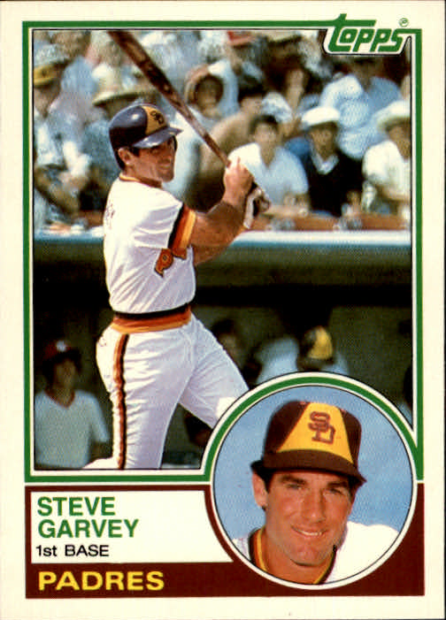 1983 Topps Traded #37T Steve Garvey