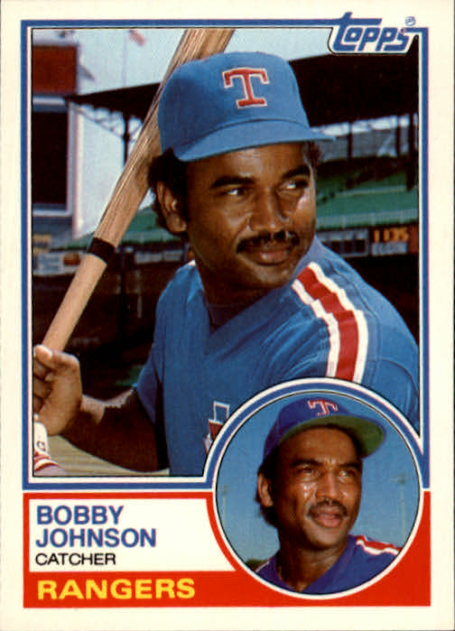 1983 Topps Traded #48T Bobby Johnson
