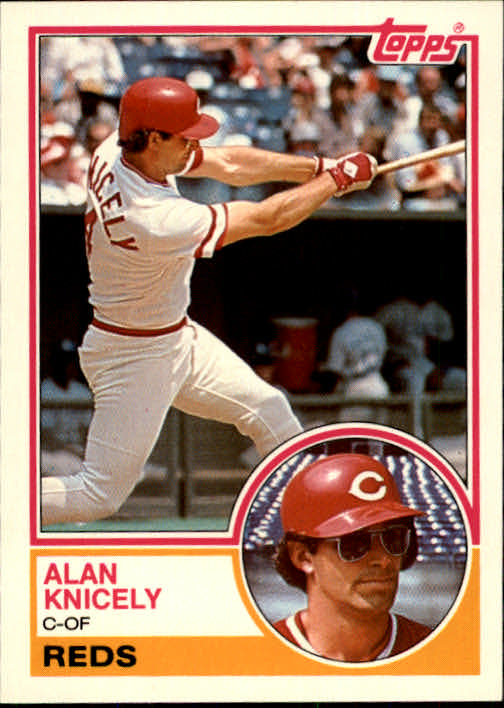 1983 Topps Traded #57T Alan Knicely