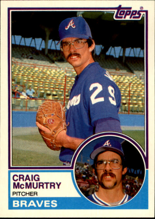 1983 Topps Traded #69T Craig McMurtry