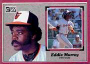 1983 Donruss Action All-Stars #1 Eddie Murray
