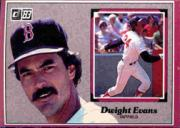 1983 Donruss Action All-Stars #2 Dwight Evans