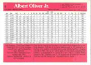 1983 Donruss Action All-Stars #6 Al Oliver back image