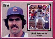 1983 Donruss Action All-Stars #7 Bill Buckner