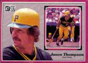 1983 Donruss Action All-Stars #8 Jason Thompson