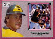 1983 Donruss Action All-Stars #11 Terry Kennedy