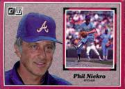 1983 Donruss Action All-Stars #12 Phil Niekro