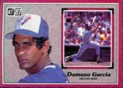 1983 Donruss Action All-Stars #17 Damaso Garcia