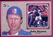 1983 Donruss Action All-Stars #25 John Stearns