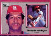 1983 Donruss Action All-Stars #27 Joaquin Andujar