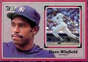 1983 Donruss Action All-Stars #36 Dave Winfield