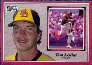 1983 Donruss Action All-Stars #37 Tim Lollar
