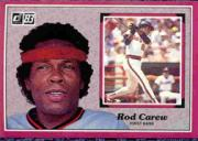 1983 Donruss Action All-Stars #38 Rod Carew