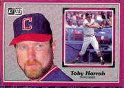 1983 Donruss Action All-Stars #39 Toby Harrah