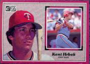 1983 Donruss Action All-Stars #49 Kent Hrbek