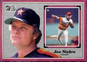 1983 Donruss Action All-Stars #51 Joe Niekro
