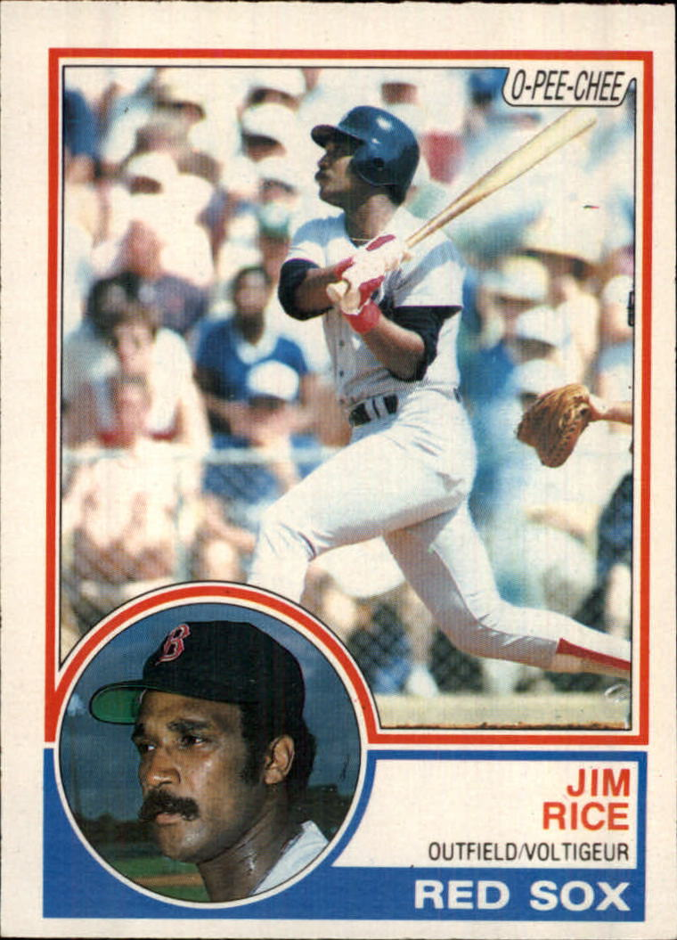 1983 O-Pee-Chee #30 Jim Rice
