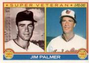 1983 O-Pee-Chee #328 Jim Palmer SV