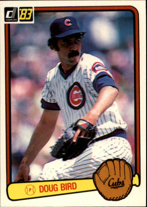 1983 Donruss #48 Doug Bird