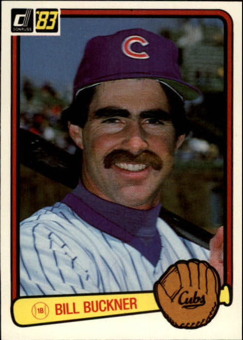 1983 Donruss #99 Bill Buckner
