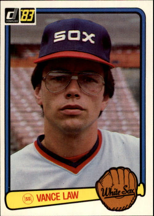 1983 Donruss #117 Vance Law