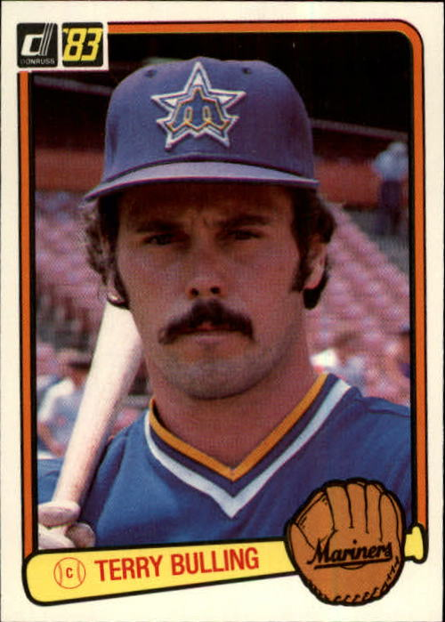 1983 Donruss #226 Terry Bulling