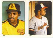 1984 Topps Stickers #160 Tony Gwynn (212)