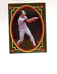 1984 Topps Stickers #197 Cal Ripken FOIL