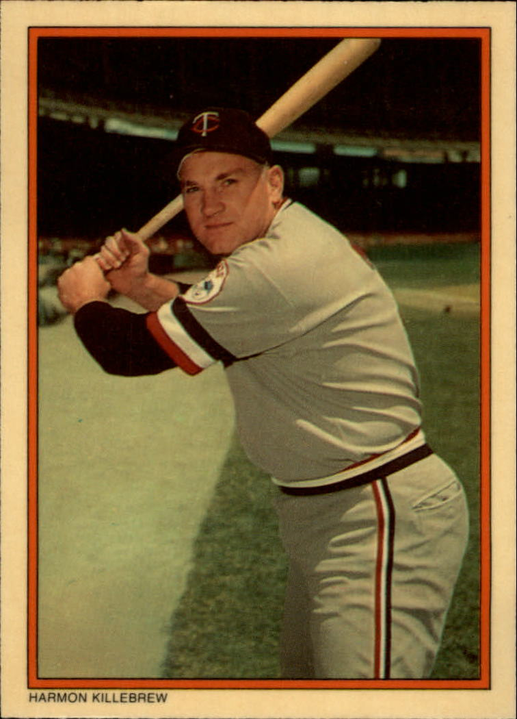 1985 Circle K #5 Harmon Killebrew