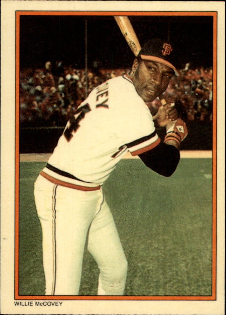 1985 Circle K #8 Willie McCovey