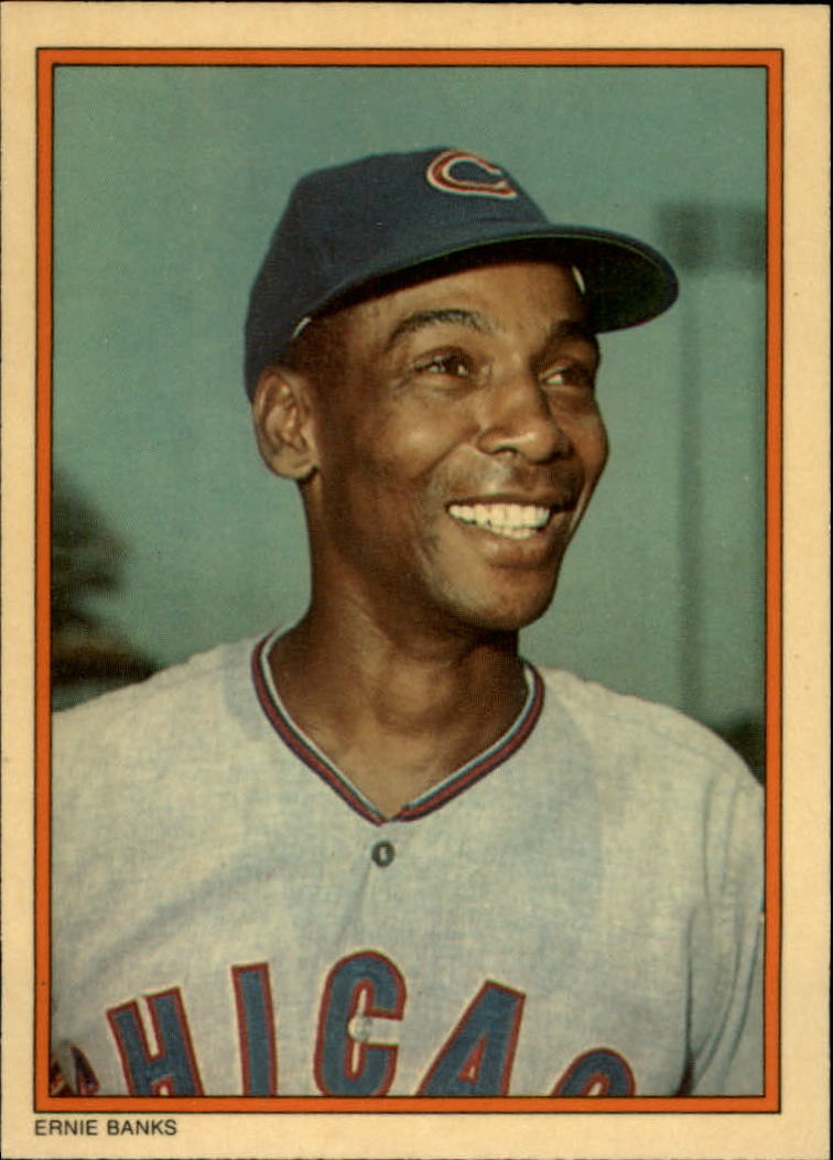 1985 Circle K #10 Ernie Banks