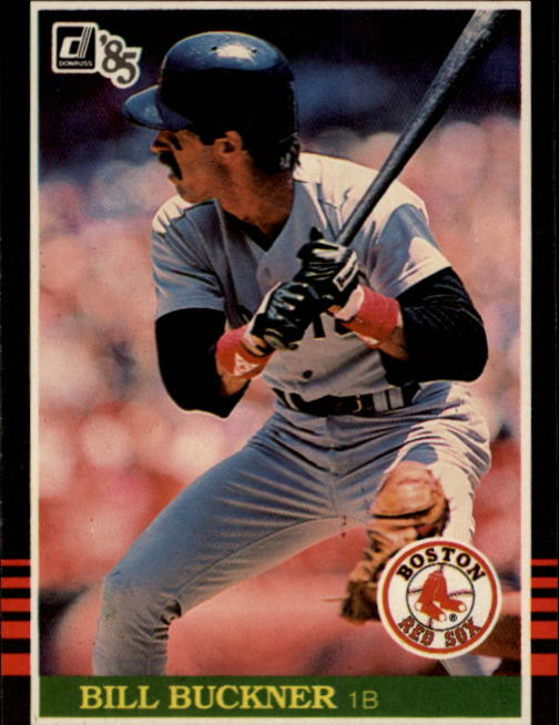 1985 Donruss #416 Bill Buckner
