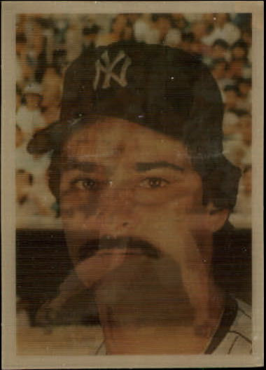 1986 Sportflics #2 Don Mattingly