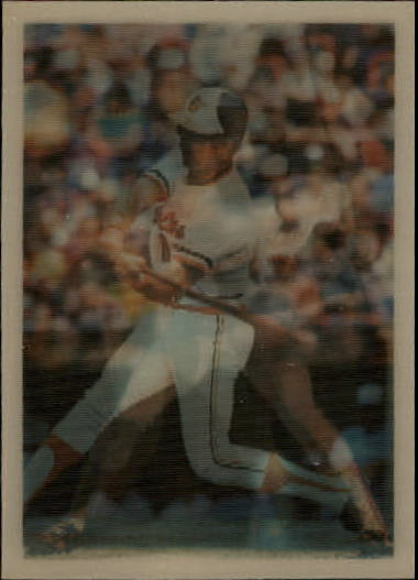 1986 Sportflics #73 ROY Murray/Ripken
