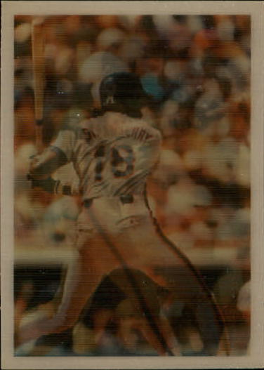 1986 Sportflics #97 Darryl Strawberry