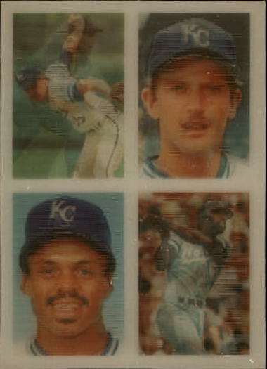 1986 Sportflics #186 World Series Champs