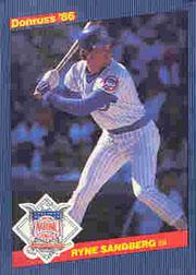 1986 Donruss All-Stars #32 Ryne Sandberg
