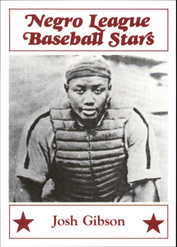 1986 Negro League Fritsch #23 Josh Gibson