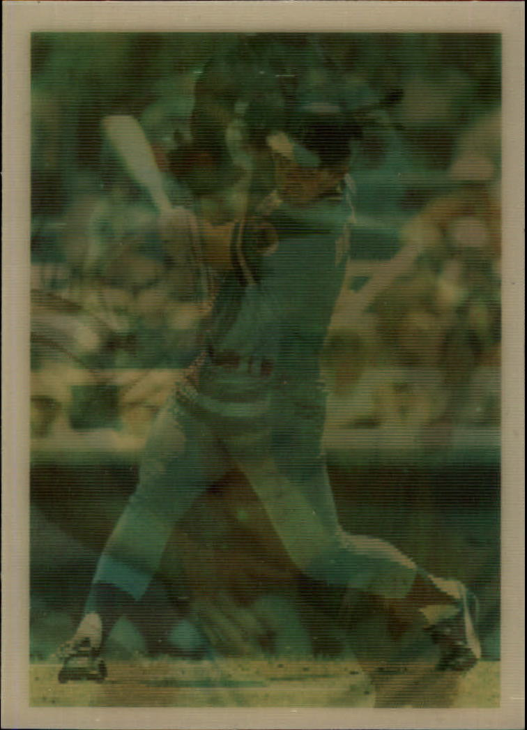 1986 Sportflics Decade Greats #64 George Brett