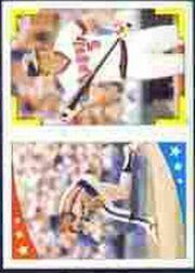1986 Topps Stickers #24 Nolan Ryan