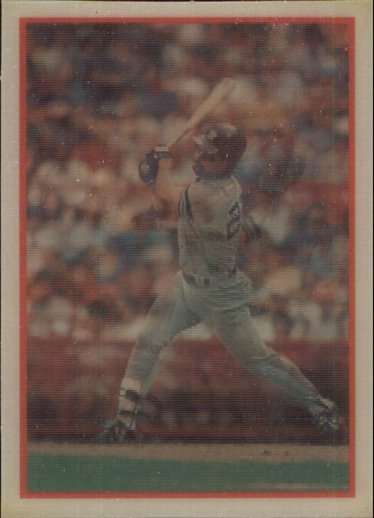 1987 Sportflics #1 Don Mattingly