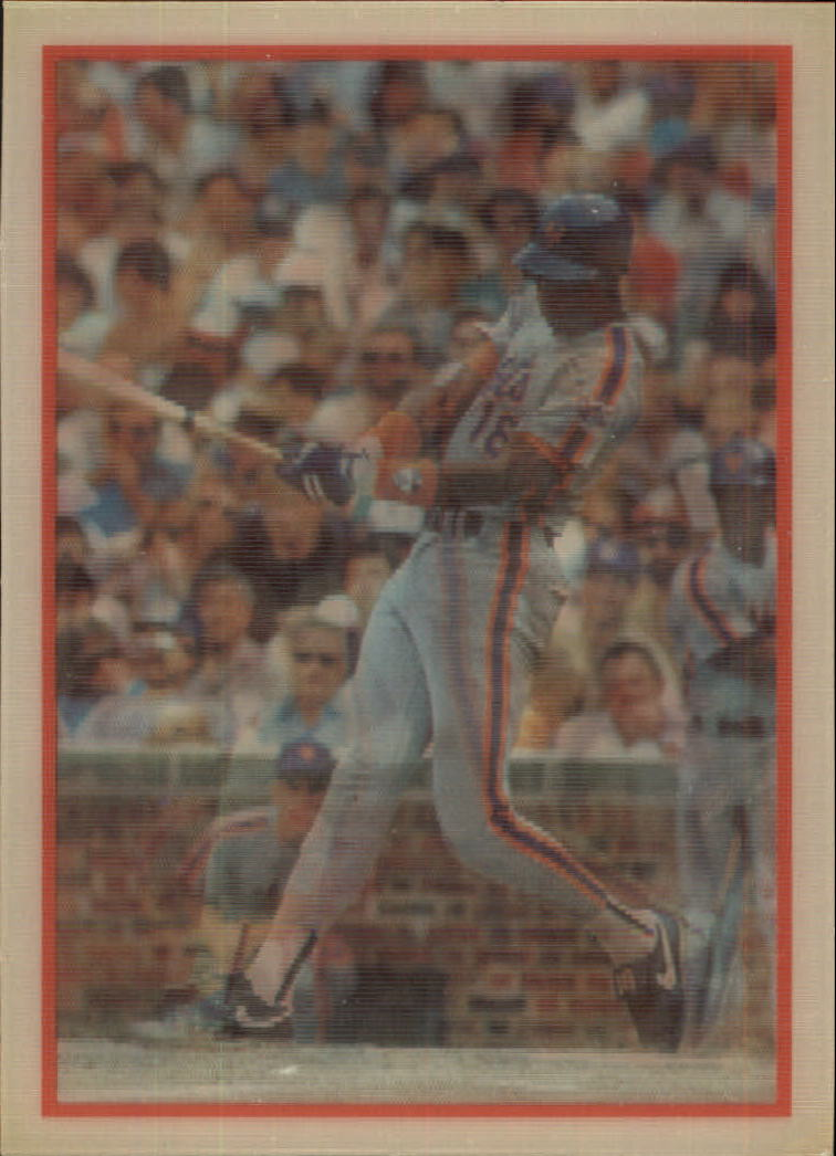 1987 Sportflics #20 Darryl Strawberry
