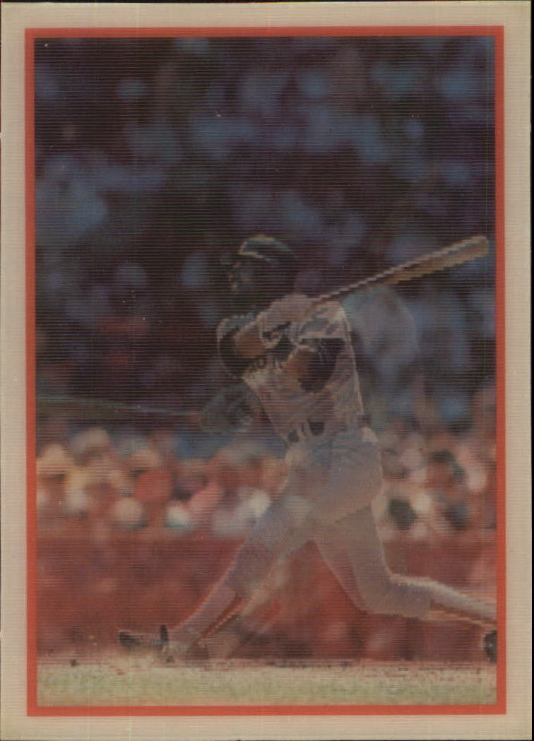 1987 Sportflics #97 Jim Rice