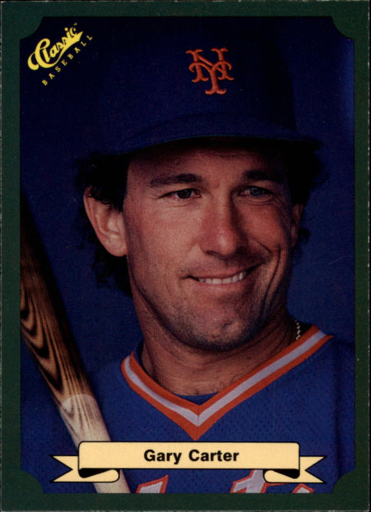 1987 Classic Game #5 Gary Carter