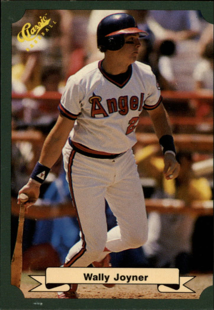 1987 Classic Game #6 Wally Joyner