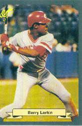 1987 Classic Game #18 Barry Larkin