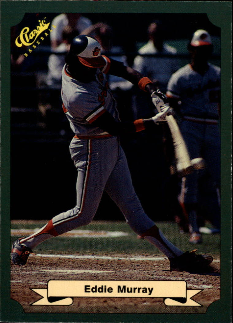 1987 Classic Game #51 Eddie Murray