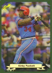 1987 Classic Game #55 Kirby Puckett