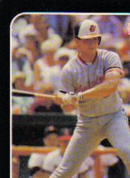 1987 Donruss All-Stars #5 Cal Ripken