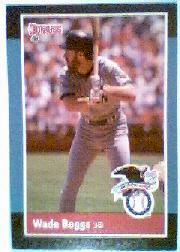 1987 Donruss All-Stars #7 Wade Boggs